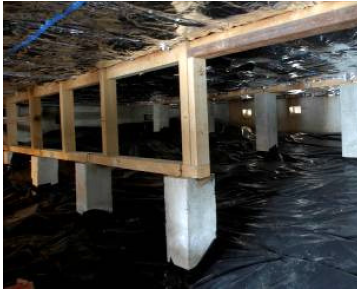 Ground Moisture Barriers A Guide To Installation Eco